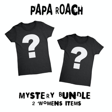 Papa Roach Women's Mystery Bundle (2 Tees)