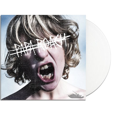 Papa Roach Crooked Teeth LP (White) (Vinyl)