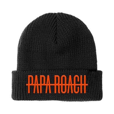 Papa Roach Who Do You Trust? Beanie (Black)