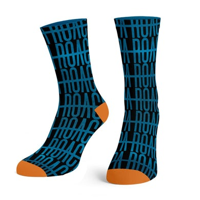 Papa Roach WDYT Repeat Socks