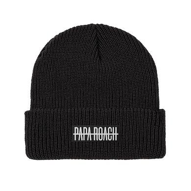Papa Roach Logo Beanie (Black)
