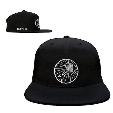 Clipping Splendor & Misery Snap Back Hat (Black)