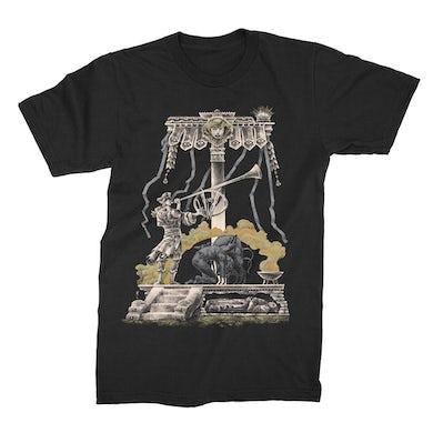Clipping Trumpets T-Shirt (Black)