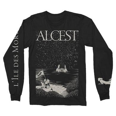 Alcest Island Long Sleeve (Black)
