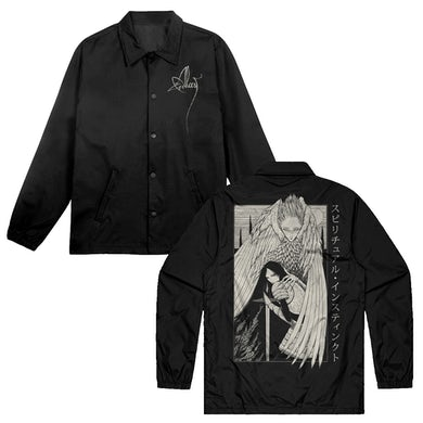 Knight Windbreaker (Black)