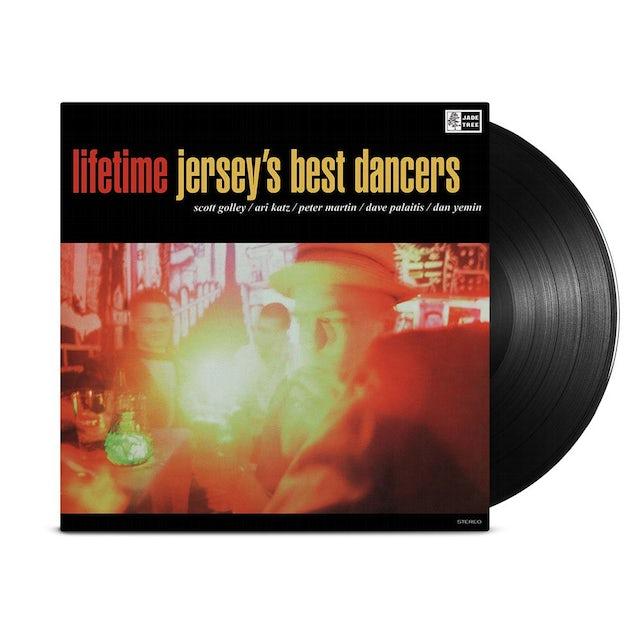 Jade Tree Jersey's Best Dancers LP (Black) (Vinyl)