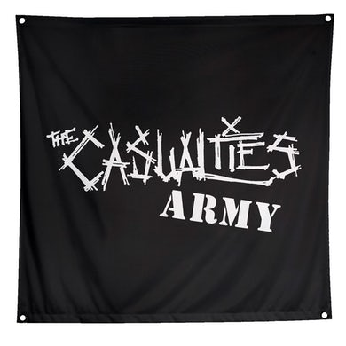 The Casualties Army Flag