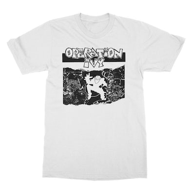 Operation Ivy Energy Tee (White)