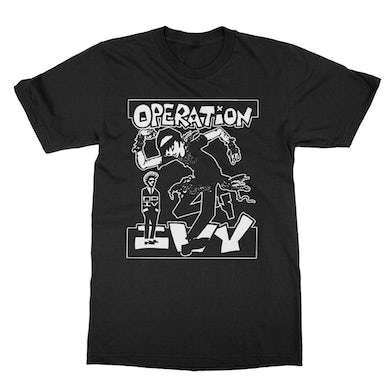 Operation Ivy Skankin' Tee (Black)