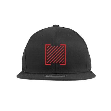 I Prevail Trauma Logo Snapback Hat (Black)