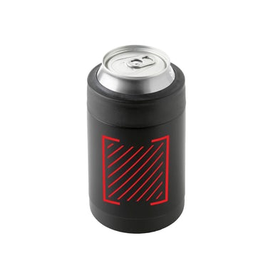 I Prevail Trauma Logo Bottle/Can Coozie (Black)