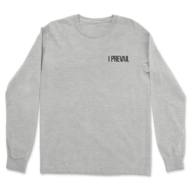 I Prevail Post Traumatic Long Sleeve (Gray)