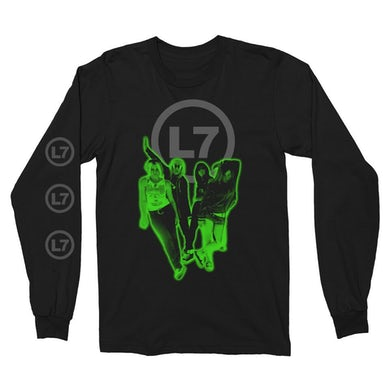 L7 Glow Long Sleeve (Black)