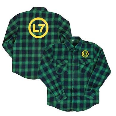 Logo Flannel Logo Flannel (Green)