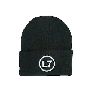 L7 Logo Beanie (Black)