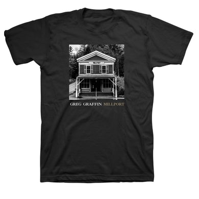 Greg Graffin Millport T-Shirt (Black)