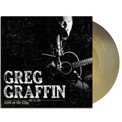 Greg Graffin Cold As Clay LP (Gold) (Vinyl)
