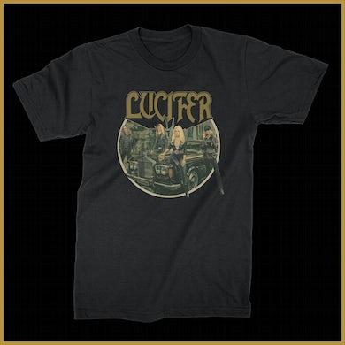 LUCIFER III Album Tee (Black)