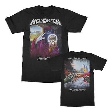 Helloween Keepers Legend T-Shirt (Black)