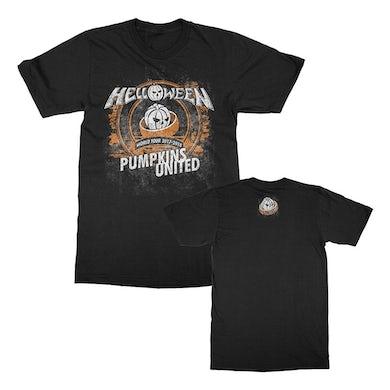 Helloween Pumpkins United T-Shirt (Black)
