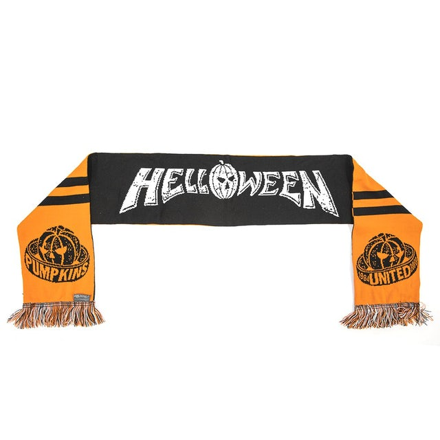 Helloween Pumpkins United Scarf (Orange/Black)