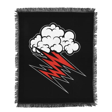 Hellacopters Cloud Woven Blanket