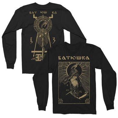 Batushka Shema Monk Long Sleeve (Black)
