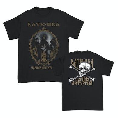 Batushka Black Liturgy Tee (Black)