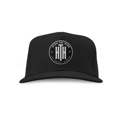 Hyro the Hero SIGNED Woven Patch Snapback Hat