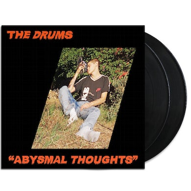 The Drums Abysmal Thoughts 2xLP (Black) (Vinyl)