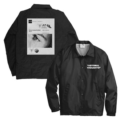 The Drums Abysmal Thoughts Windbreaker (Black)