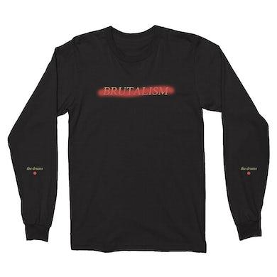 The Drums Brutalism Long Sleeve (Black)
