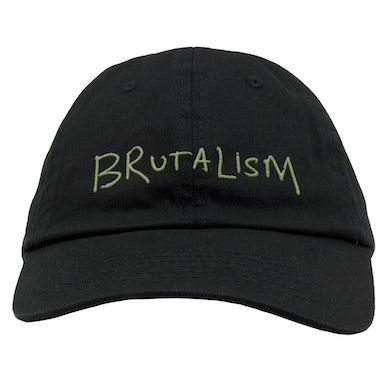 The Drums Brutalism Dad Hat (Black)