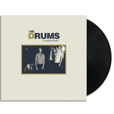 """The Drums """"SUMMERTIME!'' 12"""" (Black)"""