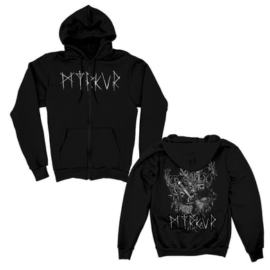 Myrkur A New Seed Is Sown Hoodie (Black)