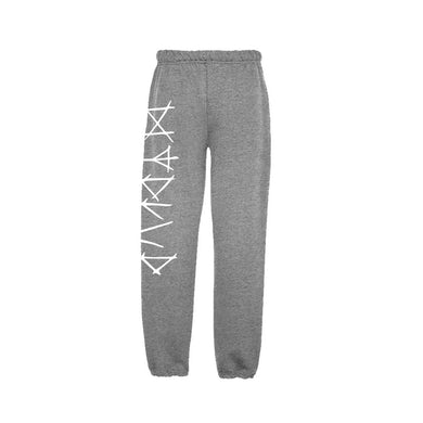 Myrkur Logo Sweatpants (Oxford Grey)