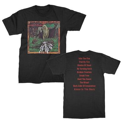 Satan Court In The Act Album Tee (Black)