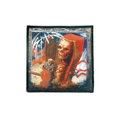Satan Atom By Atom Album Patch
