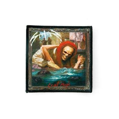 Satan Cruel Magic Album Patch