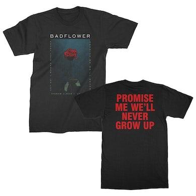 Badflower Promise Rose Tee (Black)