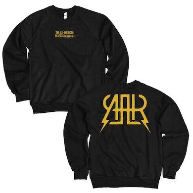 The All-American Rejects Logo Crewneck Sweatshirt (Black)