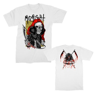 Midnight Athenar Reaper T-Shirt (White)