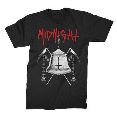 Midnight Crust Bell T-Shirt (Black)