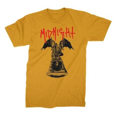Midnight Gargoyle T-Shirt (Gold)