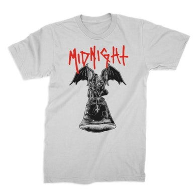 Midnight Gargoyle T-Shirt (White)