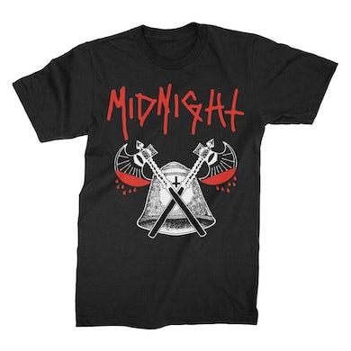 Midnight Blood Axe T-Shirt (Black)