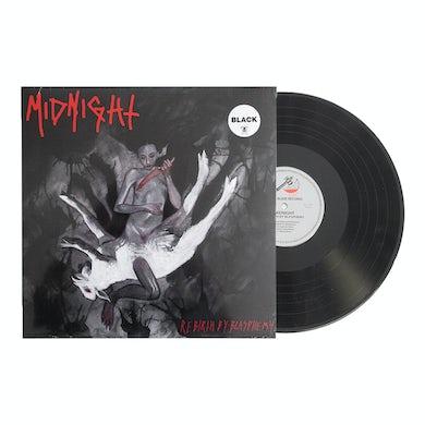 Midnight Rebirth By Blasphemy LP (Black) (Vinyl)