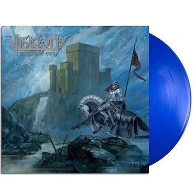 Visigoth Conqueror's Oath LP (Opaque Blue) (Vinyl)