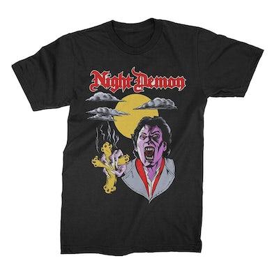 NIGHT DEMON Blood Sucker T-Shirt (Black)