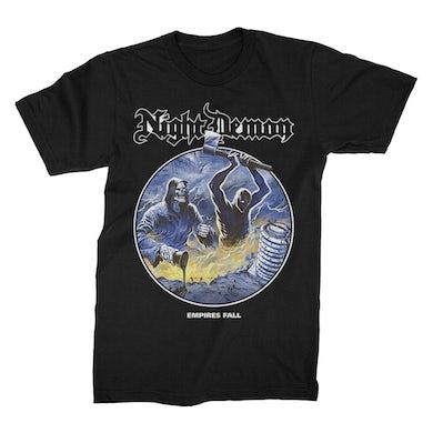 Empires Fall T-Shirt (Black)